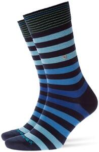 Burlington Blackpool Socks Dark Marine