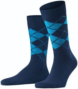 Burlington Bolton Socks Deep Sea