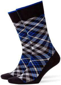 Burlington Cadogan Socks Black