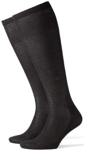 Burlington Cardiff Knee-Highs Black