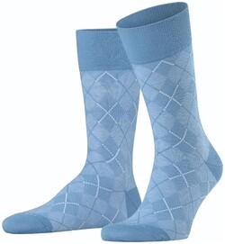 Burlington Carrington Socks Azure