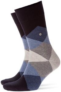 Burlington Clyde Socks Midnight Navy