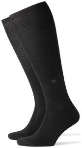 Burlington Dublin Knee-Highs Black