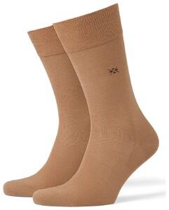 Burlington Dublin Socks Rust