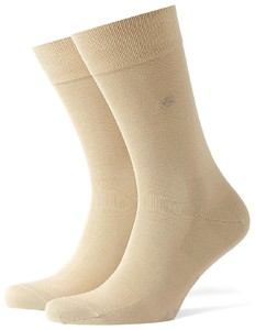 Burlington Dublin Socks Sand