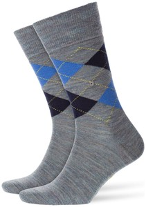 Burlington Edinburgh Socks Lobelia