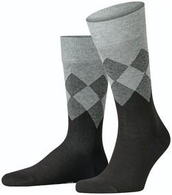 Burlington Hampstead Socks Black
