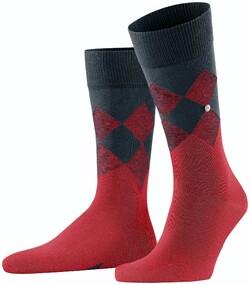 Burlington Hampstead Socks Lipstick