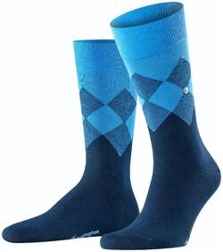 Burlington Hampstead Socks Marine