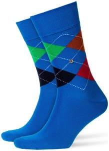 Burlington King Socks Socks Manganese Blue