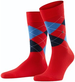 Burlington King Socks Sokken Hokkaido