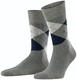 Burlington King Socks Sokken Marengo