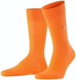 Burlington Lord Socks Sokken Flash Orange Melange