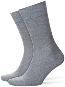 Burlington Lord Socks Sokken Grijs