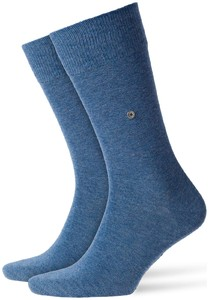 Burlington Lord Socks Sokken Light Jeans