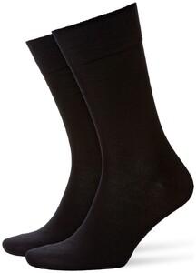 Burlington Lord Socks Sokken Zwart