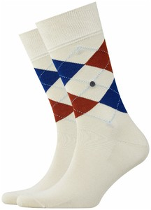 Burlington Manchester Socks Ginger