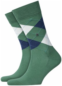 Burlington Manchester Socks Hunter Green