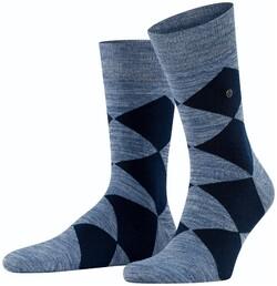 Burlington Multi Clyde Socks Light Jeans