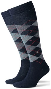 Burlington Preston Knee-Highs Marine Sky