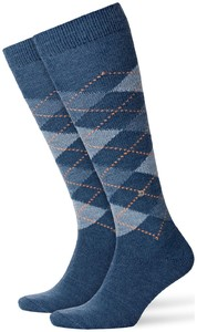 Burlington Preston Knee-Highs Orion Blue