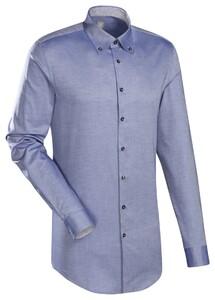 Jacques Britt Uni Contrast Extra Long Sleeve Navy Blue