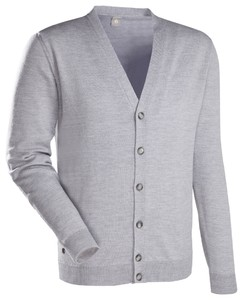 Jacques Britt JB Cardigan Light Grey