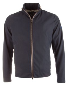 Paul & Shark SuperSoft MicroFiber Jacket Navy
