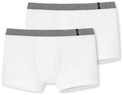 Schiesser 95/5 Shorts 2Pack Wit