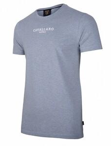 Cavallaro Napoli Albaretto Tee T-Shirt Light Blue