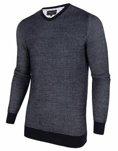 Cavallaro Napoli Alonzo Pullover Pullover Navy White
