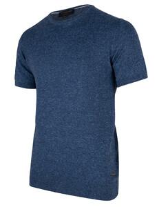 Cavallaro Napoli Ascanio Tee T-Shirt Navy