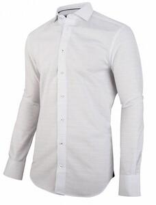 Cavallaro Napoli Barrio Shirt White-Mid Blue
