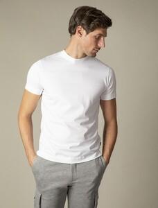 Cavallaro Napoli Chiavari Tee T-Shirt White