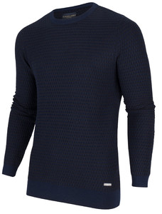 Cavallaro Napoli Denio Pullover Pullover Navy