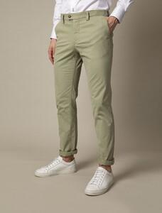 Cavallaro Napoli Edio Chino Pants Mid Green