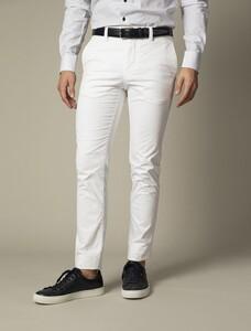 Cavallaro Napoli Edio Chino Pants White