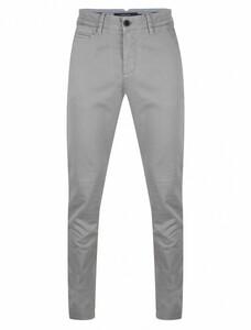 Cavallaro Napoli Elio Chino Pants Grey Melange