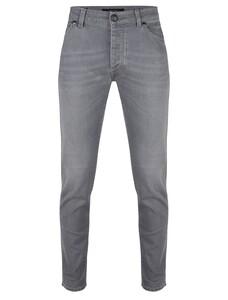 Cavallaro Napoli Fresco Denim Jeans Grey