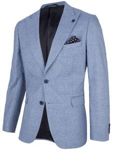 Cavallaro Napoli Gadoni Jacket Blue