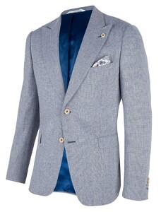 Cavallaro Napoli Gadoni Jacket Navy White