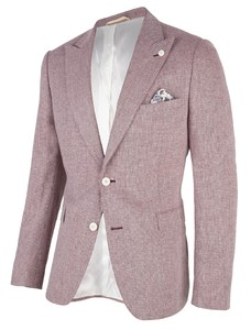Cavallaro Napoli Gadoni Jacket Red-White