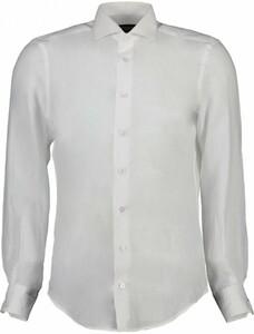 Cavallaro Napoli Leo Overhemd Wit