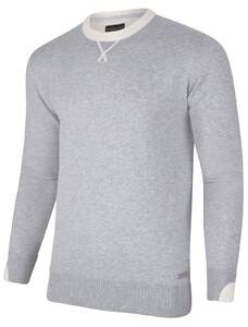 Cavallaro Napoli Lugano Pullover Pullover Light Grey