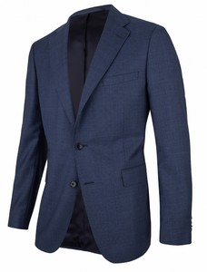 Cavallaro Napoli Magnet Jacket Jacket Mid Blue
