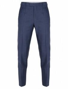 Cavallaro Napoli Magnet Trouser Broek Midden Blauw