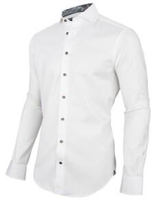 Cavallaro Napoli Marco Overhemd Wit
