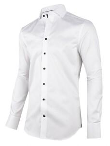 Cavallaro Napoli Modono Overhemd Wit