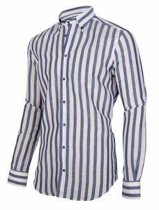 Cavallaro Napoli Nago Shirt Midnight Blue