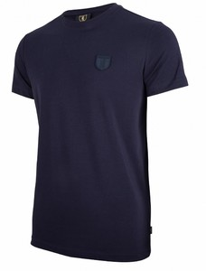 Cavallaro Napoli Napoli Tee T-Shirt Donker Blauw